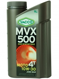 MVX 500 4T 10W30