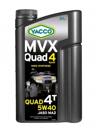 MVX QUAD 4 SYNTH 5W40