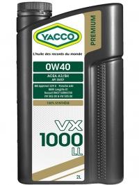 VX 1000 LL 0W40