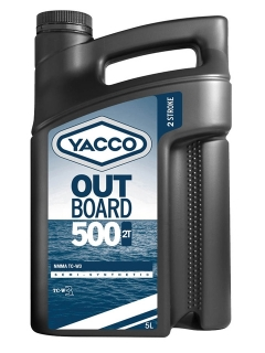 OUTBOARD 500 2T